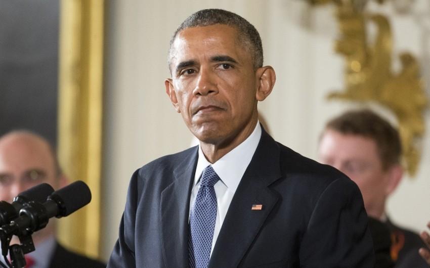 Obama odlu silahlara nəzarət mexanizminə dair yeni ölçüləri açıqlayıb