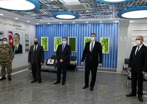 Azərbaycanda hazırlanmış ilk yüksək texnologiyalı protezlər təqdim edildi