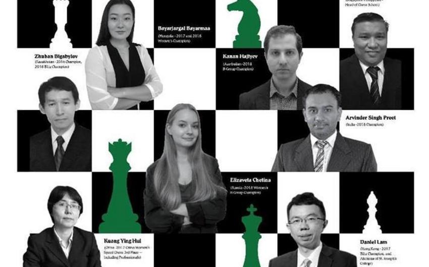 Azərbaycan şahmatçısı Honq Konqdakı turnirdə üçüncü yerə çıxıb