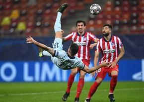Çempionlar Liqasında 1/8 finala iki oyunla yekun vurulacaq