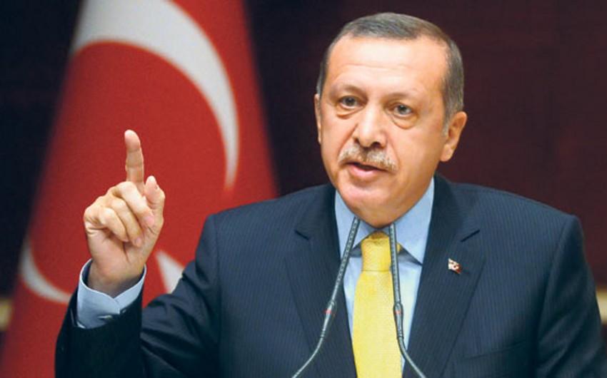 Türkiyə prezidenti: Allaha and olsun, biz doğru yoldayıq