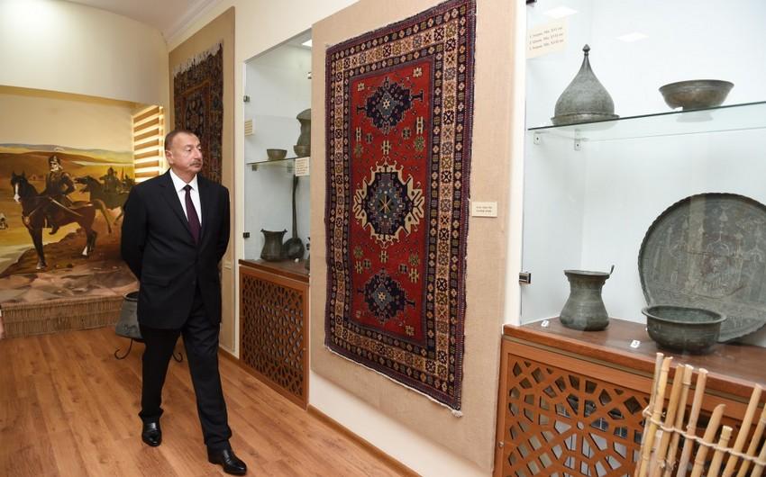 В Сальяне открылся Историко-краеведческий музей