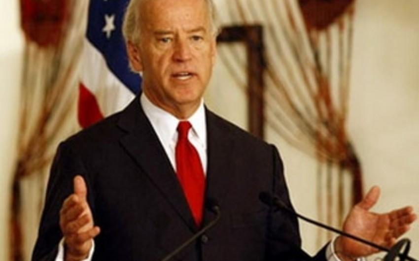 ABŞ-ın vitse-prezidenti: Barak Obama oğlumun müalicəsi üçün mənə pul təklif etdi