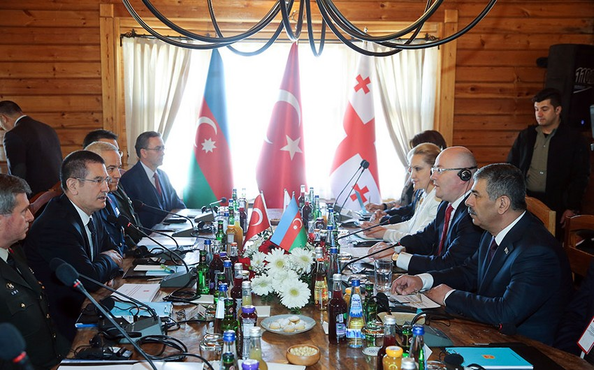 Giresun hosts trilateral meeting of defence ministers - UPDATED