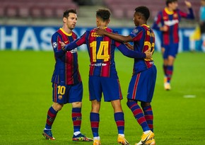 Barselonanın futbolçuları klub rəhbərliyi ilə görüşdən imtina etdi