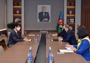Посол Италии завершает свою дипмиссию в Азербайджане