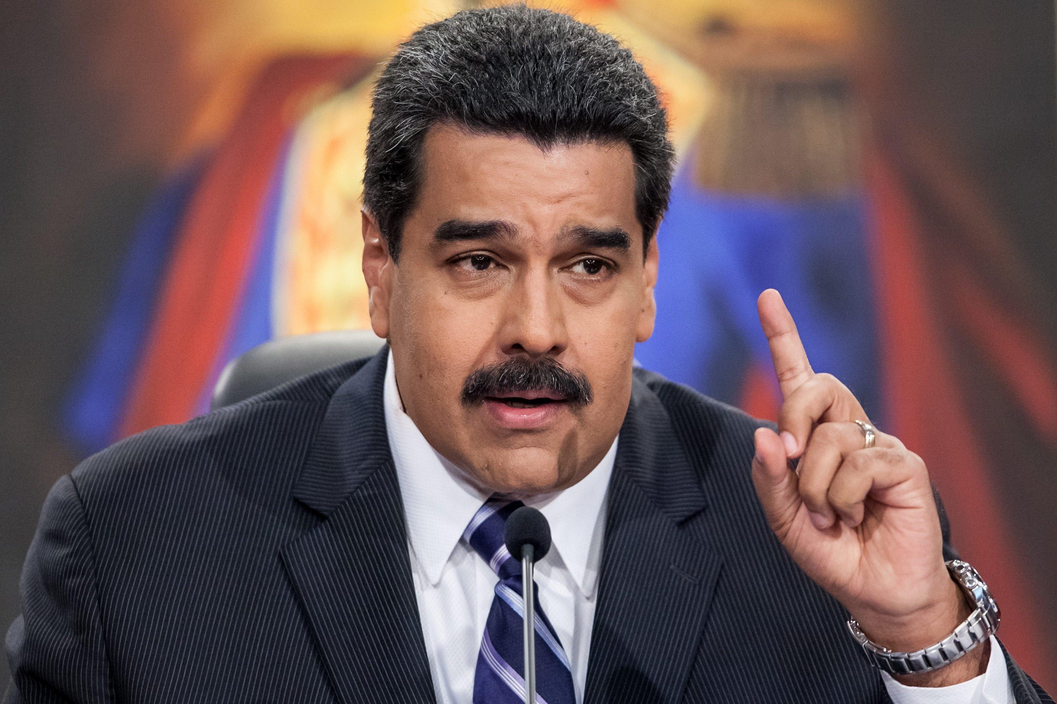 Maduro Avropa İttifaqının nümayəndəsinə 3 gün vaxt verdi