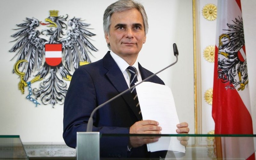 Austrian chancellor resigns