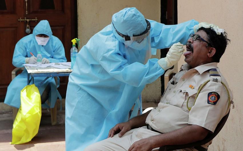 Число заразившихся коронавирусом в Индии превысило 11 млн