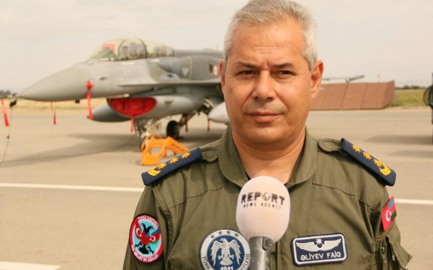 Azərbaycan HHQ-nin baş şturmanı: Artıq NATO taktikasını öyrənmişik - VİDEO - YENİLƏNİB