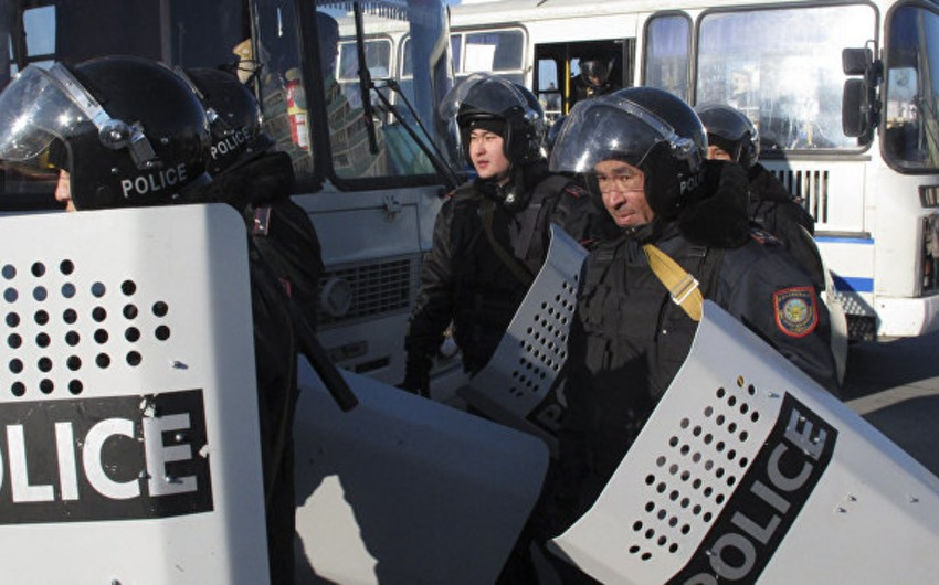 Qazaxıstan baş prokuroru: Terrorizm əsas daxili təhdidə çevrilib