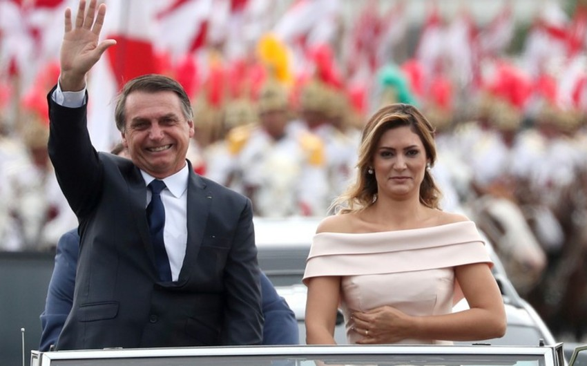 Jair Bolsonaru Braziliya prezidenti səlahiyyətlərinin icrasına başlayıb