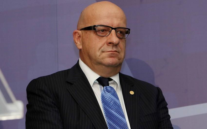 Kipr Futbol Federasiyasının prezidenti millimizlə oyundan danışdı