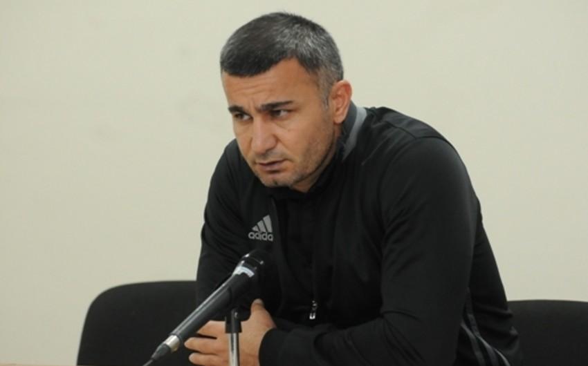 Qurban Qurbanov: Bakıya qayıtdıqdan sonra futbolçularla fərdi söhbətlər edəcəm