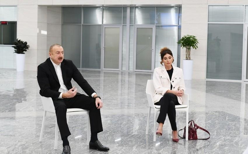 Azərbaycan Prezidenti: Biz mütləq həm xəstələrə sahib çıxacağıq, həm də iş adamlarına