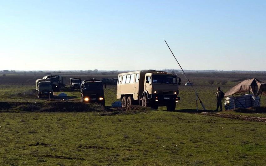 Azərbaycan Ordusunun Hərbi Hava Qüvvələri döyüş atışlı taktiki-xüsusi təlimlərə başlayıb