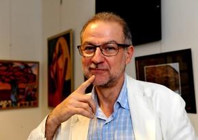 Шамиль Наджафзаде: Хочется снимать фильмы на Родине