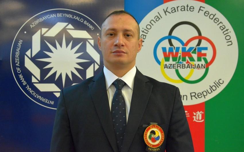 Azərbaycanlı hakim olimpiadada iştirak edəcək