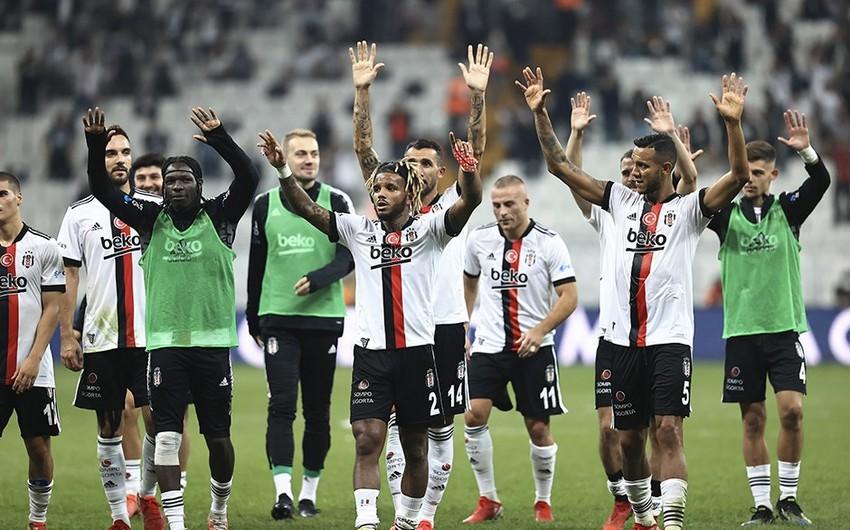 Лига чемпионов: Бешикташ начинает борьбу на групповом этапе