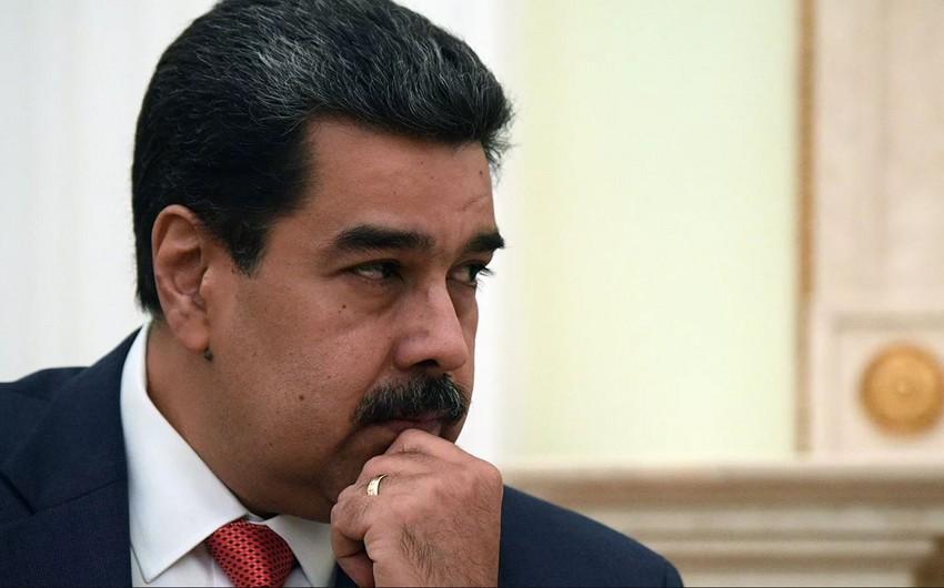 """Maduro: """"Tramp mənim qətlimi bəyənib"""