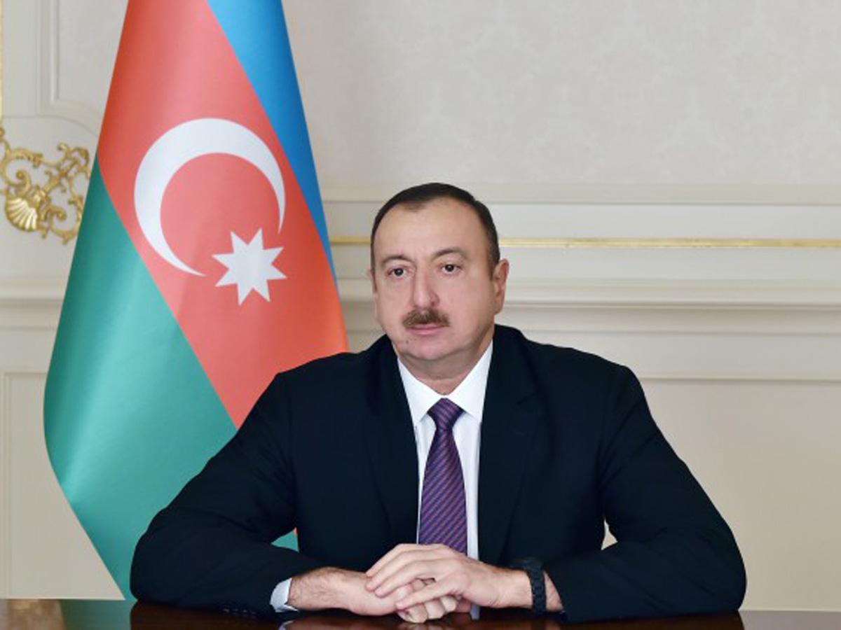 Azərbaycan Prezidenti Livanın dövlət başçısını təbrik edib