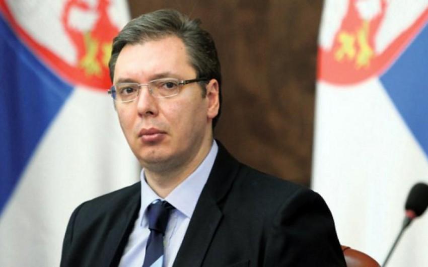 Vuçiç Serbiyada keçirilən prezident seçkilərində qalib gəlib