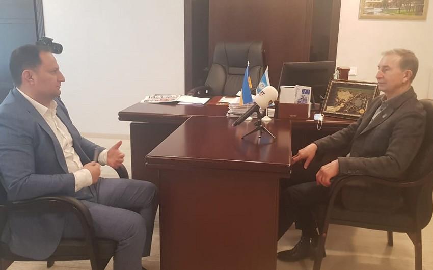 Qriqori Osovoy: Azərbaycanın həmkarlar təşkilatları ilə sabit dostluğumuz var - MÜSAHİBƏ