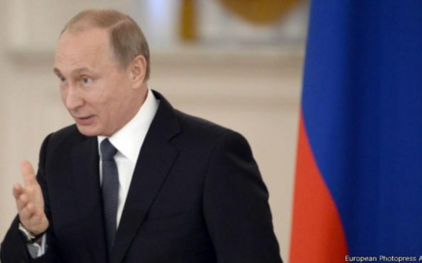 Svoboda radiosu Putin barədə tənqidi müsahibəni saytından yığışdırıb