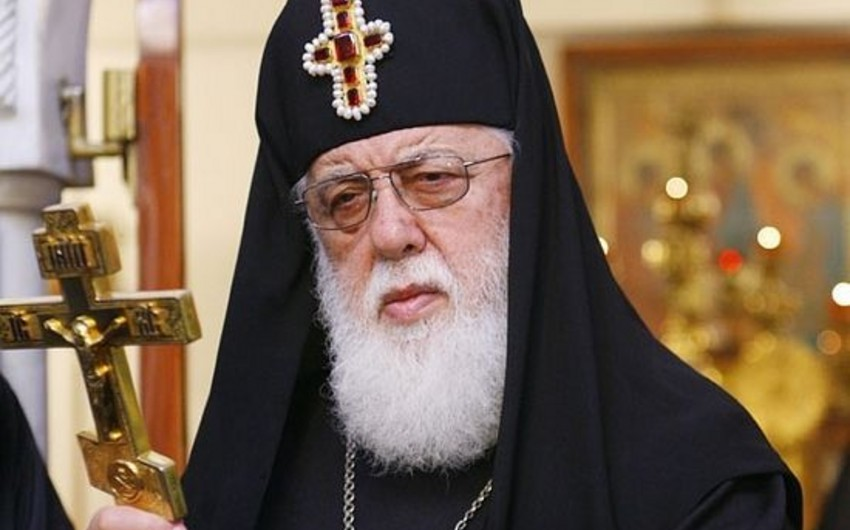 Ilia II: Church is ready to take active part in Georgia-Azerbaijan negotiations on Keshishdagh