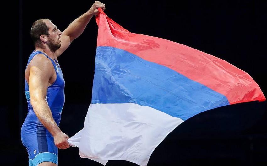 Сборная России досрочно выиграла медальный зачет Европейских игр
