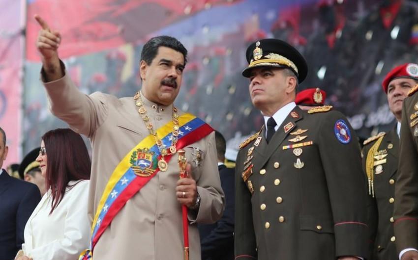 Maduro Kolumbiyanın təcavüz təhdidi qarşısında Milli Təhlükəsizlik Şurasını çağırıb
