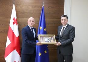 Azerbaijan, Georgia mull cooperation in religious sphere