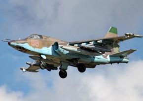 Минобороны: Сбиты два штурмовика Су-25 Армении