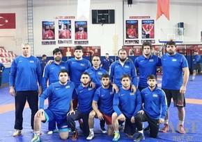 Azərbaycan yığması Dünya Kubokunda 2 medalla üçüncü oldu