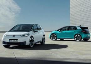 """""""Volkswagen"""" dünya elektromobil bazarında liderliyi hədəfləyir"""