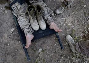 Ermənistan ordusunun hərbçisi öldü