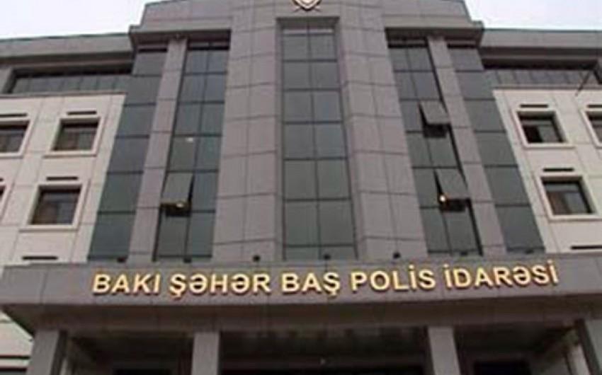 Bakı Şəhər Baş Polis İdarəsində geniş əməliyyat müşavirəsi keçirilib