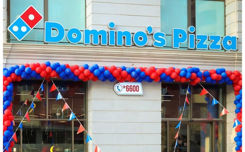 Dominos pizza restoranı cərimələndi - TAM SİYAHI