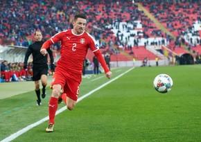 Serbiyalı futbolçu: Azərbaycan millisini məğlub etmək çox vacibdir
