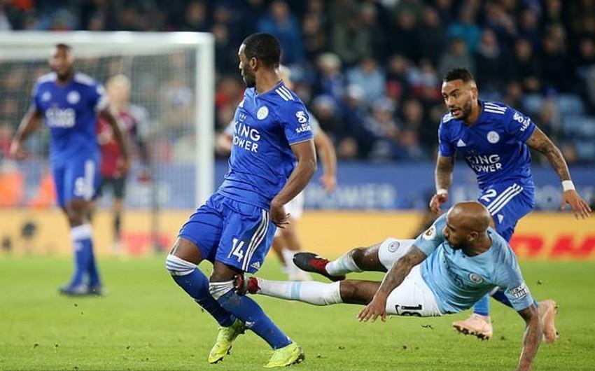 Манчестер Сити уступил Лестеру и потерпел второе поражение подряд в АПЛ
