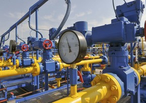 Azerbaijan increases gas production 4 %