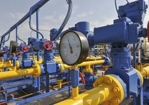 Добыча газа в Азербайджане выросла на 4 %