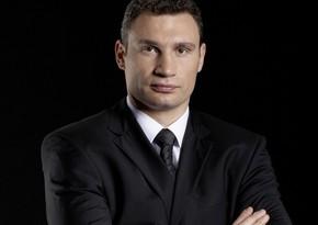Виталий Кличко: Нам есть чему поучиться у Баку - ДОПОЛНЕНО