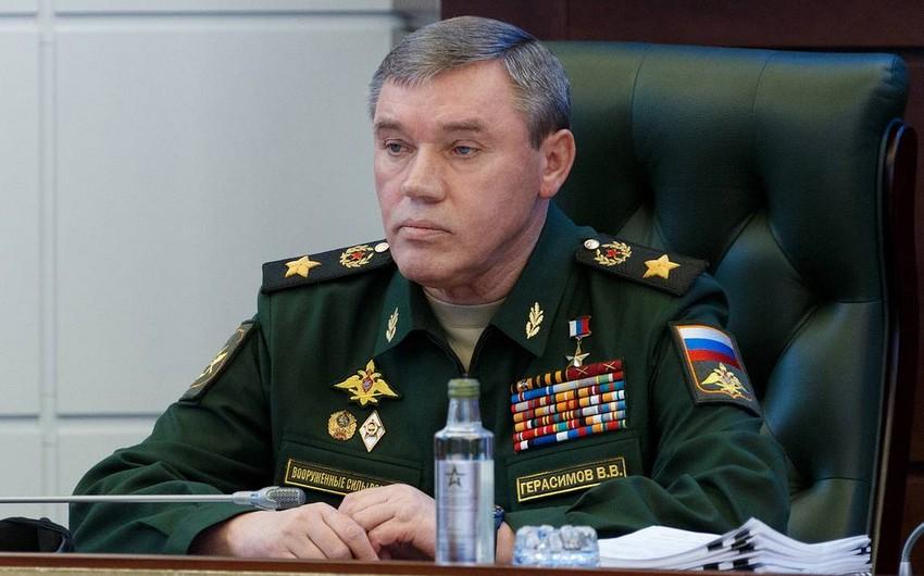 Состоялся телефонный разговор между российскими и армянскими военачальниками