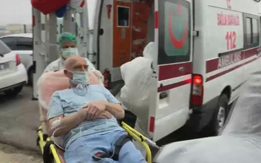 Türkiyədə pendir fabrikində partlayış olub, 50 nəfər yaralanıb
