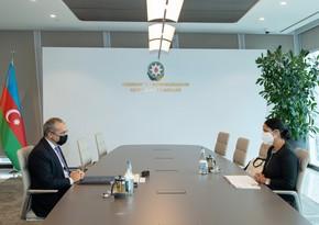 Azərbaycan və Dünya Bankı Qarabağın bərpası üzrə yeni layihələri müzakirə edib