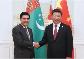 Туркменистан и Китай обсудили перспективы межгосударственного диалога