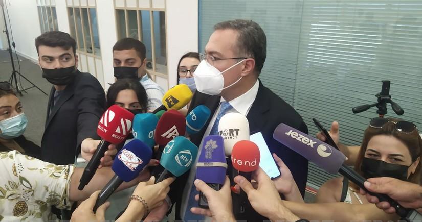 Шахмар Мовсумов: В случае ухудшения эпидемситуации, мы будем вынуждены пойти на локдаун