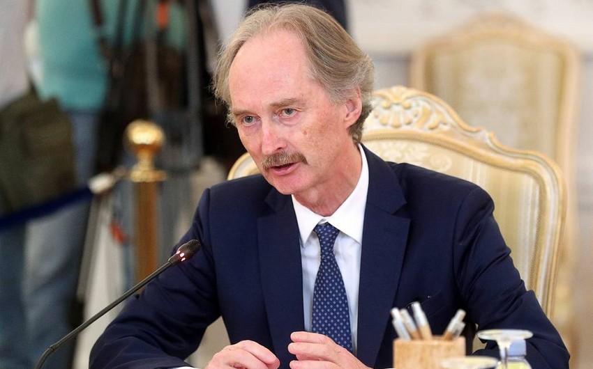 Спецпосланник ООН Педерсен прибыл в Дамаск