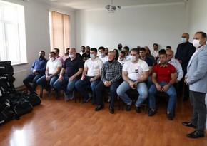 Azərbaycanın cüdo millisinin yeni formaları təqdim edildi